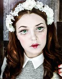 Creepy Doll Costume Creepy Halloween Makeup Ideas You Love To Try A Diy Projects