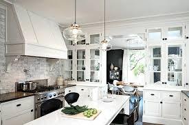 glass kitchen pendant lights alluring glass pendant lights for kitchen island regarding clear