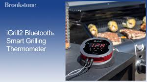 igrill2 bluetooth smart grilling thermometer youtube