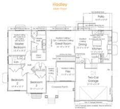 Home Plans Utah Paisley Utah Rambler Floor Plan Edge Homes Wish List
