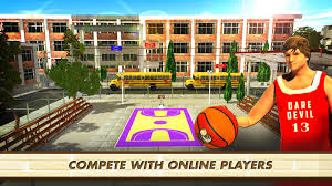 basketball court 3d battle android apps on google play