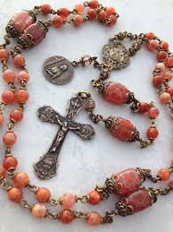 Chaplet Of The Holy Face All Beautiful Catholic Beads Gallery Of Past Rosary Beads
