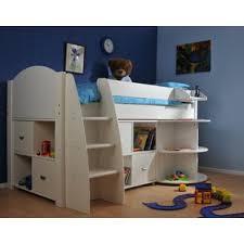 Mid Sleeper Bunk Bed Mid Sleeper Bunk Beds Wayfair Co Uk