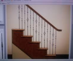 adorable stair railing designs ideas stair design ideas home stair