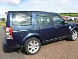 blue land rover used blue land rover discovery 4 for sale rac cars