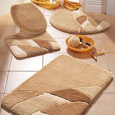 bathroom mat ideas mosaic pattern bathroom mats by witt international intended for