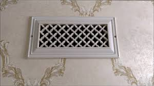 majestic vent covers ribbon grille youtube