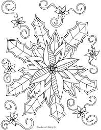 coloring pages about winter winter coloring pages doodle art alley