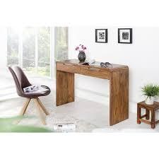 modern bureau modern bureau goa 120cm sheesham 35859 bureaus
