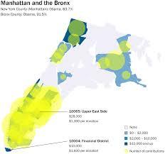 Zip Code Map Manhattan by Ted Cruz May Not Like New York