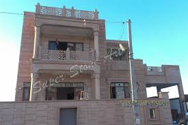 home front design front elevation designs jodhpur sandstone jodhpur stone art