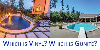 which is better gunite concrete or vinyl liner pools the