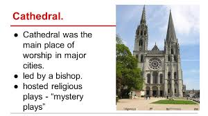 the christianization of the west dossier 2 places of worship the