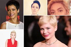 what it means to have a pixie cut when you u0027re not famous
