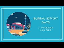 export bureau bureau export days 7 9 february 2018