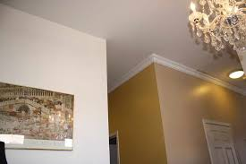 foam crown molding for easier and more affordable home decor