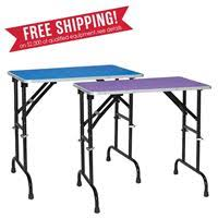 Dog Grooming Table For Sale Petedge Com Folding Grooming Tables Dog Grooming Tables Dog