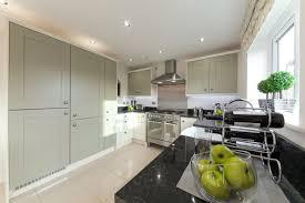 Taylor Wimpey Downham Layout Of The Kitchen KitchenDining - New home kitchen designs