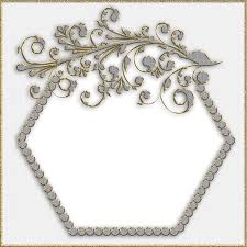 Decorative Frame Png Decorative Frame Gold And Silver By Placid85 On Deviantart