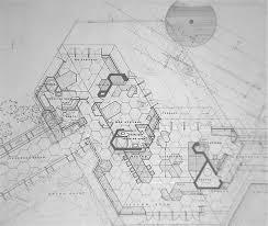 Kentuck Knob Floor Plan Auldbrass Plantation South Carolina Frank Lloyd Wright Floor