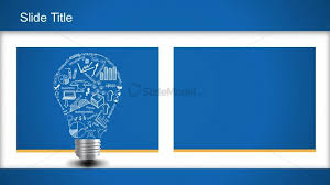 2 Columns Powerpoint Slide Design For Entrepreneurship Slidemodel Ppt Slide Designs