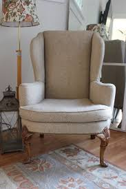 Reupholster Arm Chair Design Ideas Armchair How To Upholster A Wingback Chair How To Reupholster A
