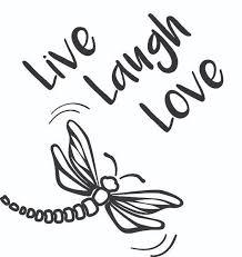 live laugh love live laugh love dragonfly