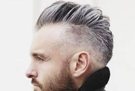 trendy grey hair 10 glorious hairstyles for men with grey hair mensok com