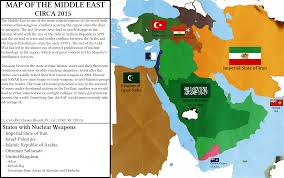 The Middle East Map by Map Of The Middle East Revolution Redux By Kitfisto1997 On