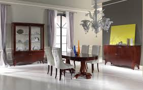 traditional dining table lacquered wood rectangular 100