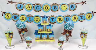 easy diy candy buffet ideas big dot of happiness