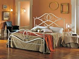 Iron Rod Bed Frame Bed Frames Best King Size Antique Wrought Iron Metal