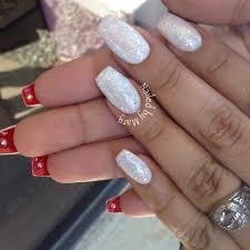 27 red bottom nail designs colourful triangle nail design nail