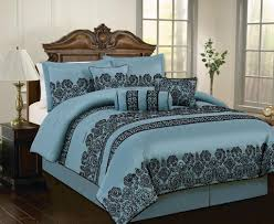 Blue King Size Comforter Sets Really Fabulous Motifs And Ideas California King Bedding Sets