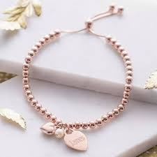 Baby Name Plate Bracelet Rose Gold Jewellery Rose Gold Necklaces And Bracelets