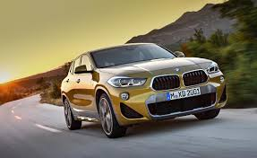 first bmw say hello to the first ever 2018 bmw x2