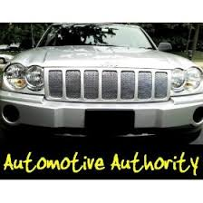 2007 jeep grand grille jeep accessories