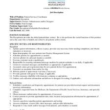 patient care coordinator resume sle slebusinessresume