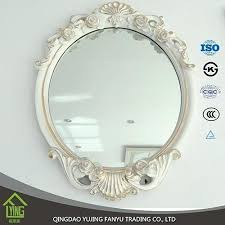 Shaped Bathroom Mirrors by Wall Mirror Oval Shaped Wall Mirrors Bathroom Oval Shape Wall