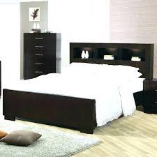 chambre avec lit noir chambre avec tete de lit tete de lit deco tate de lit design et tate