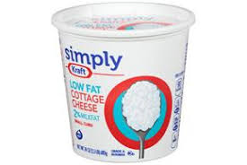 Cottage Cheese Low Fat by Simply Kraft Small Curd 2 Milkfat Low Fat Cottage Cheese 16 Oz