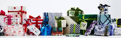 luxury gift wrap designers create gift wrap for charity with one