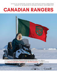 bureau des rangers ombudsman national defence canadian forces