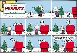 christmas tree the comic ninja