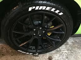 for sale hellcat wheels u0026 tires w white letters srt hellcat forum