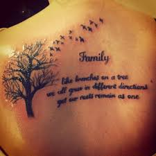 collection of 25 tree tattoos with quotes