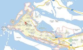 printable abu dhabi road map maps where is abu dhabi on a map triathlon elite course locate
