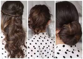 tutorial rambut tutorial rambut wanita gaya sederhana mudah dan menarik untuk kerja