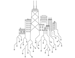City Of Chicago Map by Chicago Uses Mongodb To Create A Smarter And Safer City Mongodb