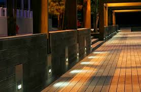Recessed Wall Lights Outdoor The Outdoor Recessed Lighting Home Design Ideas And Pictures For